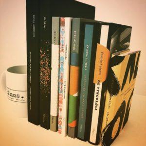 nya böcker, ramus, kampanj