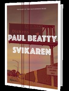 Paul Beatty, Man Booker Prize, USA